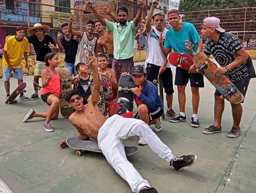 Skatistas de Ananindeua participam do Campeonato Brasileiro de Esportes Radicais