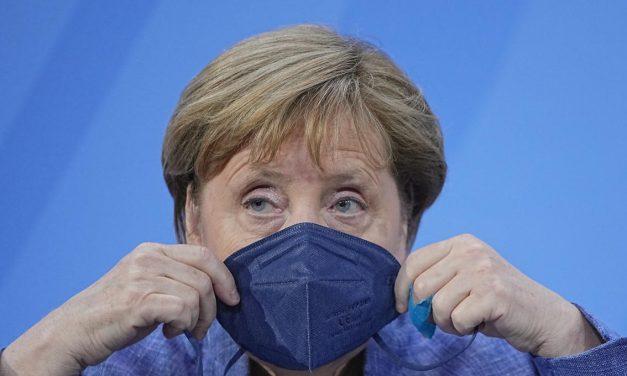 Merkel busca acalmar temores sobre gasoduto Nord Stream 2