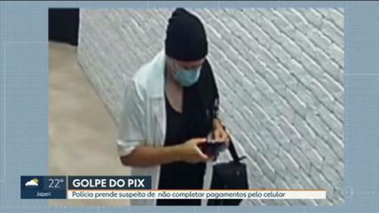 Mulher é presa por fraudes na Tijuca; ela afirmava ter câncer e fingia fazer Pix em compras e serviços, diz polícia