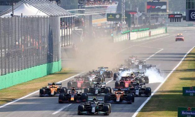 Verstappen e Hamilton batem, rivalidade se acirra e Ricciardo vence com a McLaren