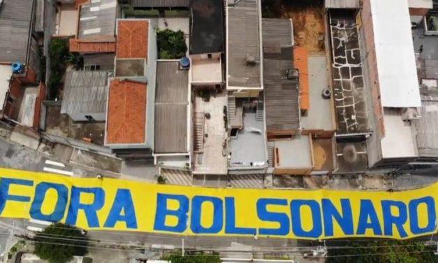 Liderado por MBL, ato em SP pede impeachment de Bolsonaro e divide oposição