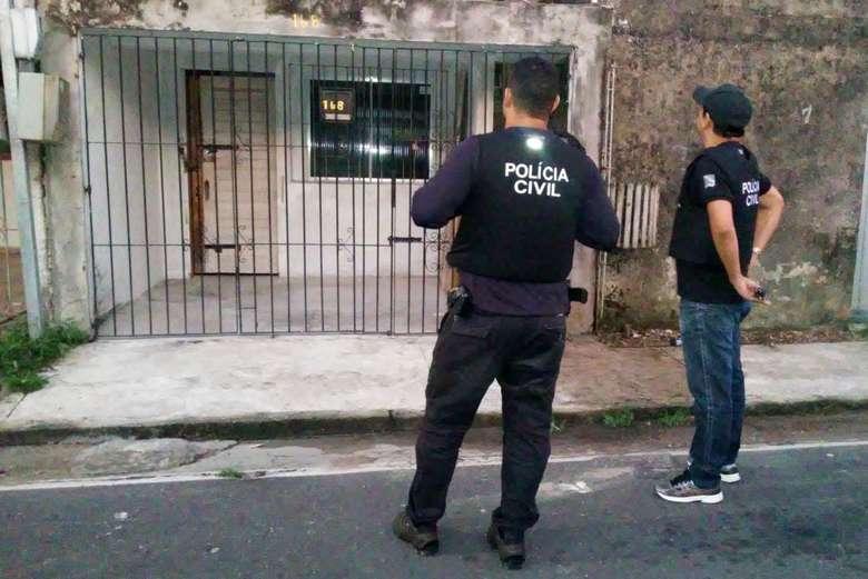Traficante que se passava por pedreiro é preso em Castanhal