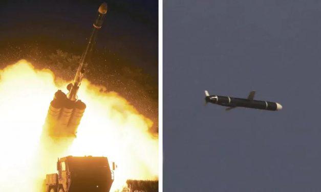Coreia do Norte testa novo míssil de longo alcance: 'arma estratégica de grande importância'
