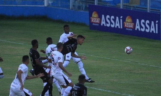 Paysandu perde de 5×1 para o Ferroviário pela Série C do Campeonato Brasileiro