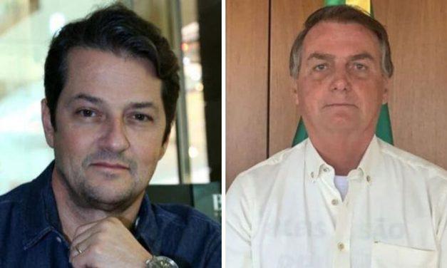 """Marcelo Serrado diz que perdeu 15 mil seguidores após se declarar contra Jair Bolsonaro: """"Ufa, deu um alívio"""""""