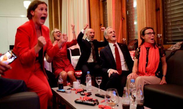 Oposição de esquerda volta ao poder na Noruega