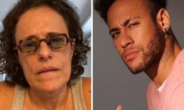 """Sem papas na língua, Zélia Duncan diz que Neymar Jr. é uma decepção como cidadão: """"Pague seus impostos!"""""""