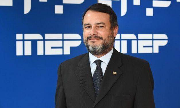 A cerca de 2 meses do Enem, chefe de gabinete do Inep é exonerado
