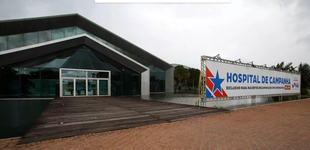 Covid-19: Governo do Pará deve desativar hospital de campanha de Belém em até 30 dias