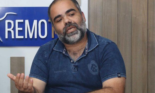 """Bentes dispara contra decisão da Prefeitura de Belém: """"Quero saber se só no futebol que pega Covid?!"""""""