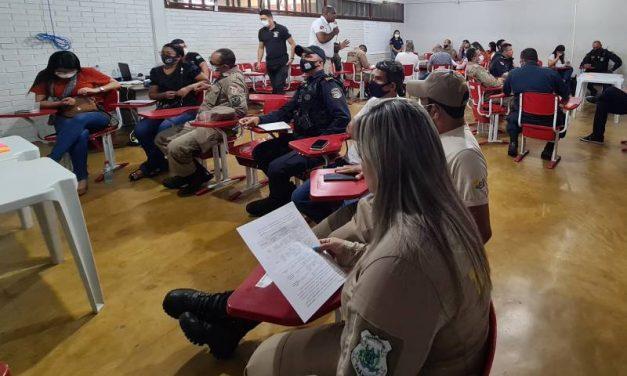 Segup promove oficinas para gestores da Segurança Pública em Parauapebas e Canaã dos Carajás