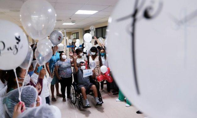 Pará atinge a marca de 550 mil pacientes recuperados da Covid-19