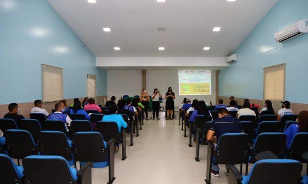 Agentes Comunitários de Saúde discutem condicionalidades do Bolsa Família