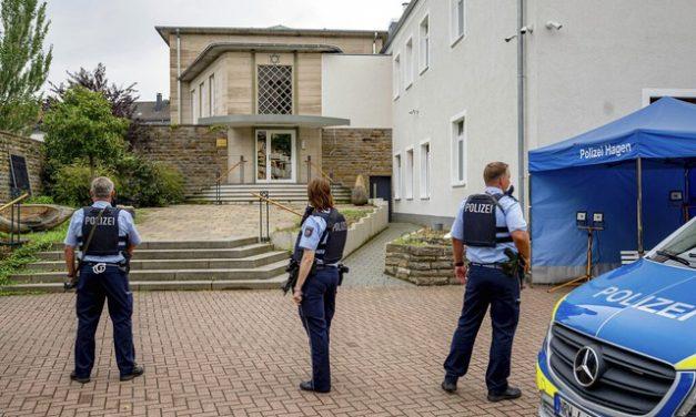 Polícia da Alemanha prende quatro pessoas após ameaça contra sinagoga