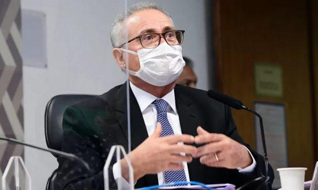 Renan quer definição criteriosa de crimes contra Bolsonaro para relatório ter consequências rápidas