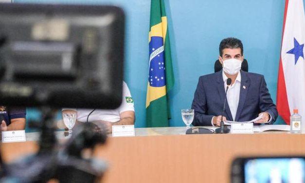 Cenário mostra que Pará 'venceu a covid-19', diz Helder Barbalho