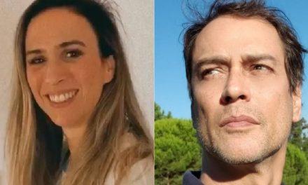 """Tatá Werneck explica mudança para casa de Marcelo Antony após problemas com o teto de sua residência: """"Tudo dele"""""""