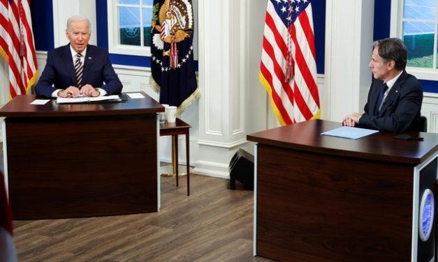 Joe Biden reúne líderes para debater mudança climática e redução de emissão de gases poluentes