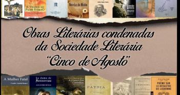 A história de um rumoroso caso de censura a obras literárias em Vigia