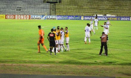 Em jogo de cinco gols, Paysandu vence Altos-PI e encaminha classificação na Série C