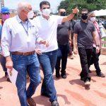 'Nós temos pressa', diz governador sobre a retomada das obras da BR-316
