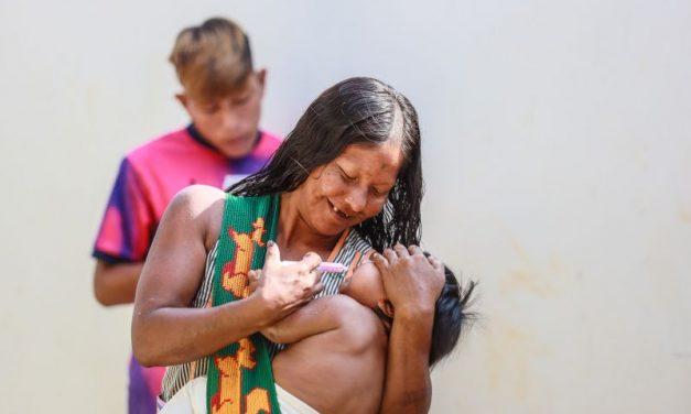 'Saúde por todo o Pará' registra mais de 800 atendimentos em territórios Kayapó