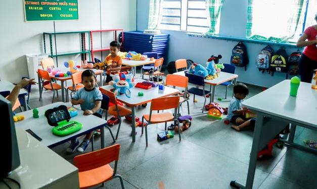 Na volta às aulas, só um aluno entre 20 mil foi identificado com covid-19, em Belém
