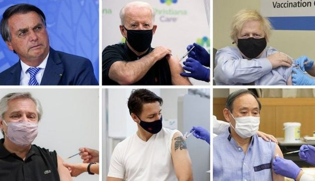 Bolsonaro é único dos líderes do G20 sem vacina na Assembleia Geral da ONU