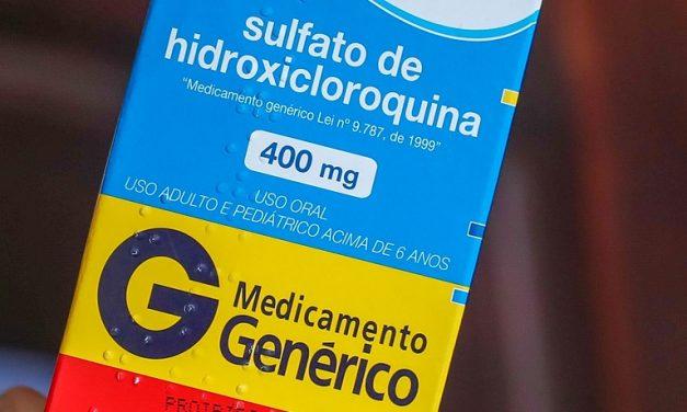 Cauteloso com vacina para adolescente, governo recomendou ampliar uso de hidroxicloroquina em crianças