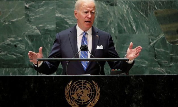 'Bombas e balas não defenderão o mundo da Covid-19', diz Joe Biden em discurso na ONU