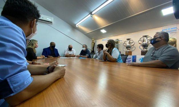 """Paysandu firma parceria para colaborar com ressocialização de adolescentes: """"Vamos ajudar"""""""