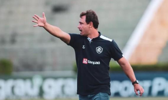 """Conceição diz que Remo teve """"atuação abaixo"""", mas afirma: """"Guarani não conseguiu se impor"""""""