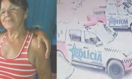 Polícia divulga vídeo de acidente que matou mulher de 66 anos em Tailândia