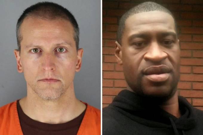 Ex-policial condenado pelo assassinato de George Floyd apela contra a sentença