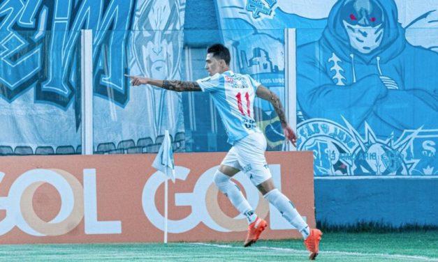 Paysandu vence o Manaus e assegura o 1º lugar do Grupo A