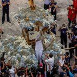 Imagem peregrina de Nossa Senhora de Nazaré fará sobrevoo por Belém no domingo de Círio