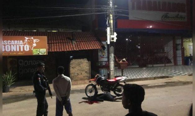 Homem é morto a tiros na noite de sábado em Tailândia