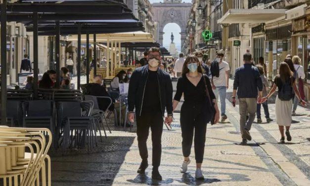 Portugal suspenderá em 1º de outubro limitação de público em restaurantes e bares
