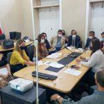 Governo do Estado e órgãos discutem acordo de cooperação sobre a Casa da Mulher Brasileira, em Breves