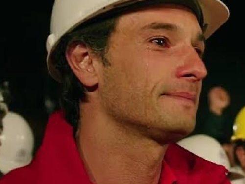 """De visual novo, Rodrigo Santoro faz rara aparição com a esposa e coleciona elogios: """"Surra de beleza!"""""""