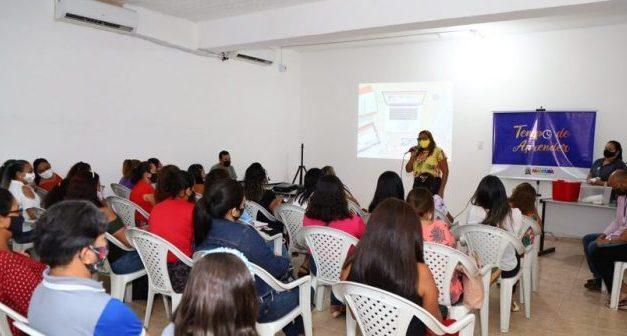 Semed promove I Encontro de Professores Alfabetizadores