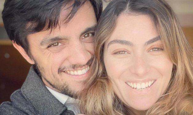 """Felipe Simas faz linda declaração de amor para a esposa, Mariana Uhlmann: """"Pessoa que mais admiro"""""""