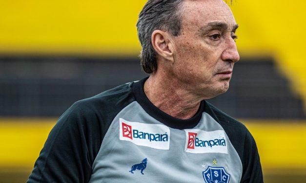"""""""Em termos de consistência, talvez tenha sido a melhor partida do Paysandu"""", diz Roberto Fonseca"""
