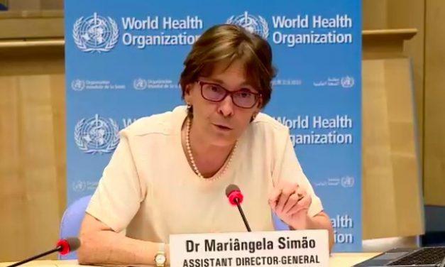 'Uma nova pandemia já é considerada inevitável', diz diretora-adjunta da OMS