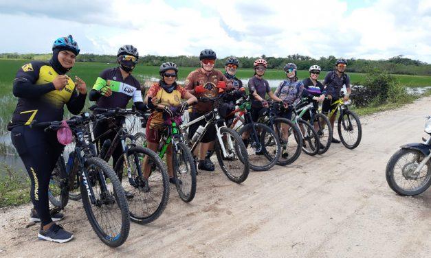 Grupo Cambitos do Pedal fará ciclo romaria com destino a Belém