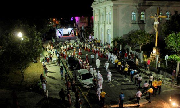 Festividade da Padroeira de Bragança recebe imagens de São Benedito
