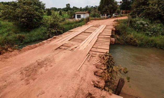 Estado vai realizar obras de drenagem e construção de pontes em Rondon do Pará