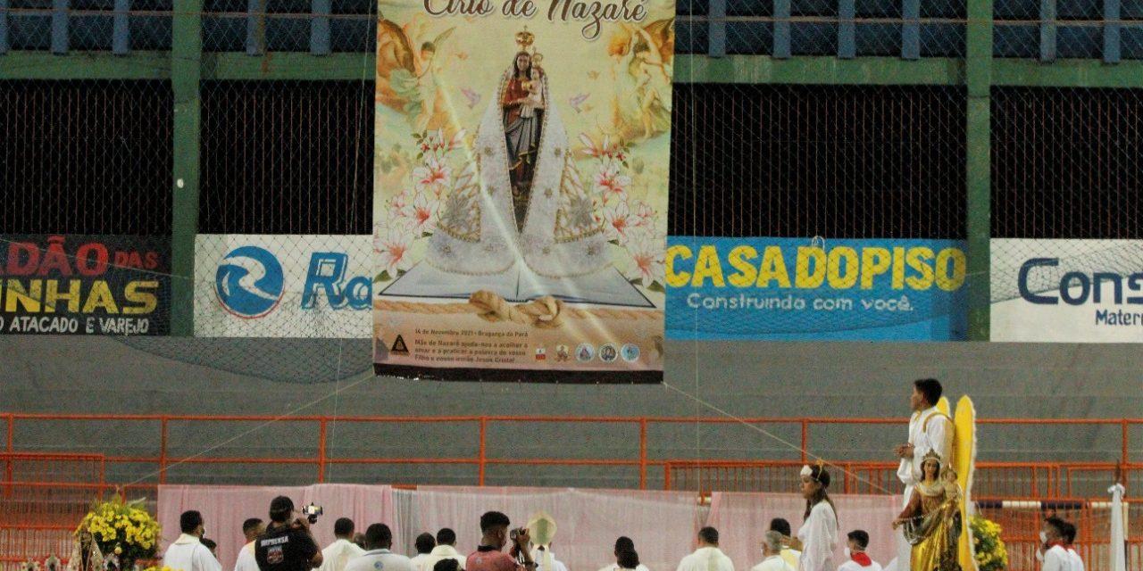 Cartaz do Círio de Bragança é apresentado na Festa do Rosário