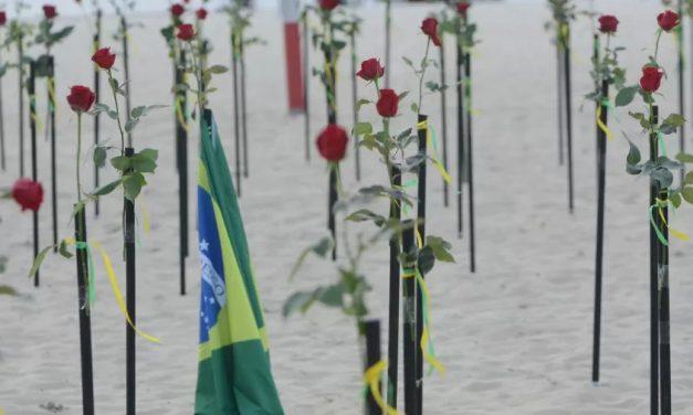 América Latina supera marca de 1,5 milhão de mortes por covid-19