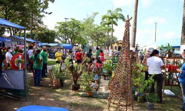 Marituba realizou a 7ª Feira da Agricultura Familiar